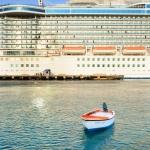 Cruise fishing boat