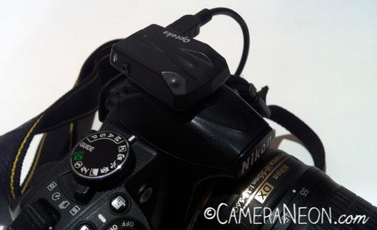 Nikon; câmera; câmera fotográfica; Opteka; GPS; georreferenciamento
