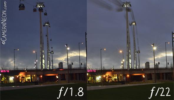 como tirar fotos; fotografia; difração; difração na fotografia; diafragma; f/stop