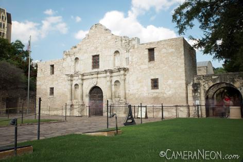 como tirar fotos; fotografia; difração; difração na fotografia; diafragma; f/stop; Alamo Mission in San Antonio; The Alamo; Texas; San Antonio; Mission San Antonio de Valero;