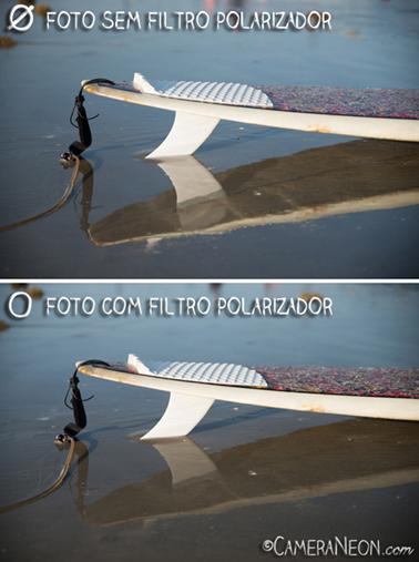 Filtro polarizador; câmera; foto; fotografia; como tirar fotos; acessórios para fotografia; Prancha; surf; surfboard; Galveston; Reflexo; sand; areia; beach; praia; Keel