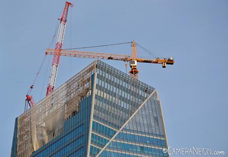distância hiperfocal; f/stop; círculo de confusão; distância focal; paisagem; paisagens; La Defense; Paris; skyscraper; construção; construction; arquitetura; architecture;