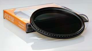 black glass, filtro de densidade neutra, ND filter, neutral density filter