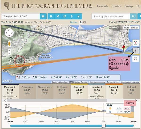 Dicas de fotografia externa com iluminação natural- Ephemeris