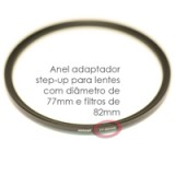 Anel Adaptador Step-up e Step-down