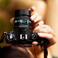 Diferenças entre uma câmera compacta e uma semiprofissional