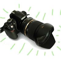 Para-sol para lente fotográfica