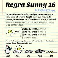 Regra Sunny 16