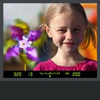 Simulador de Câmera Fotográfica Profissional DSLR