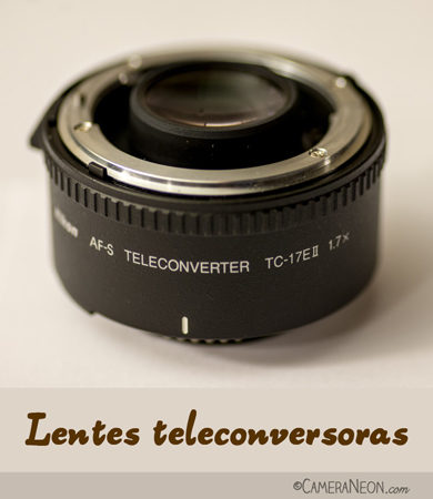teleconversor; Nikon; TC-17EII 1.7x;