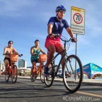 XLVII. The Orange bikes in Copacabana