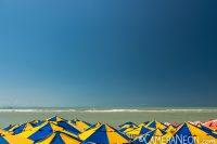 Parasol umbrella Pipa praia central